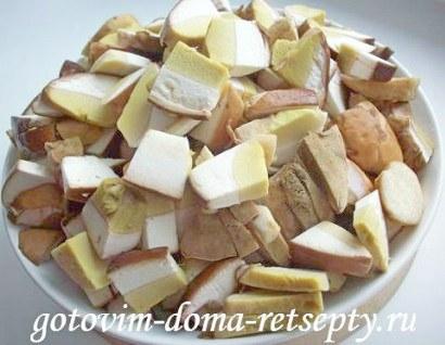 грибы жареные в сметане рецепты 2
