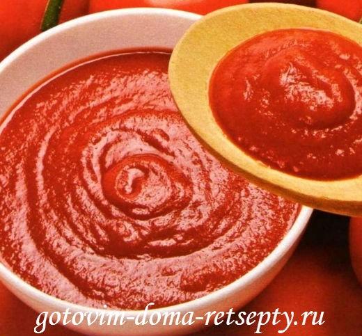 домашние соусы, рецепты приготовления4