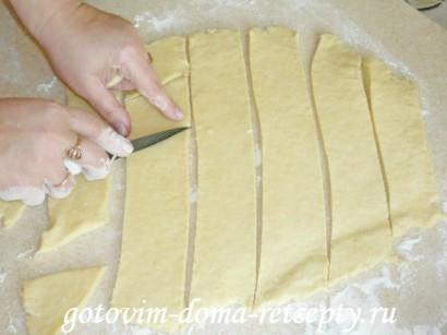 домашнее печенье с орехами 2