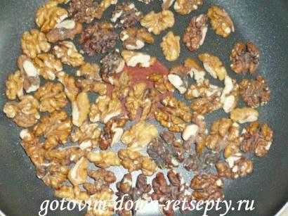 домашнее печенье с орехами 3