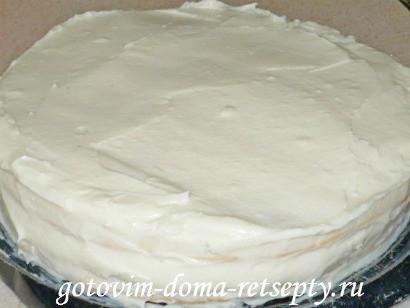 торт наполеон классический (рецепт)