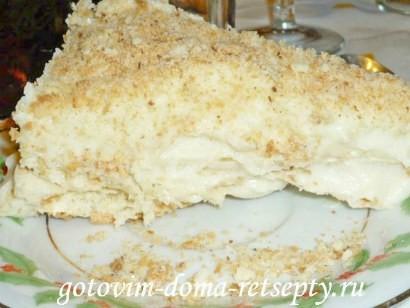 торт наполеон классический рецепт 15