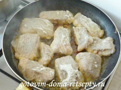 жареная рыба в кляре 1