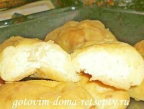 Пирожки из дрожжевого теста — рецепты