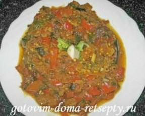 Вкусное тушеное мясо, рецепты