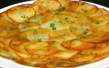 Вкусные блюда из картофеля2