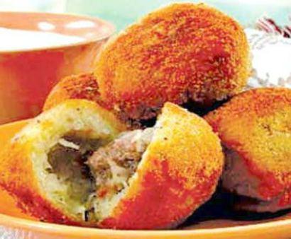 блюда из картофеля, рецепты 6