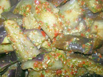 тещин язык рецепт из баклажанов