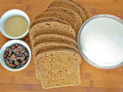 как сделать хлебный квас 1