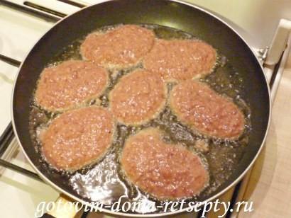 котлеты из говяжьей печени