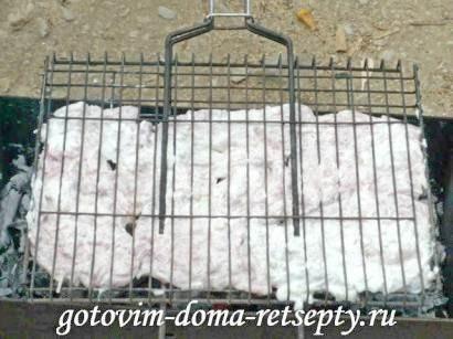 отбивные из свинины на решетке 14