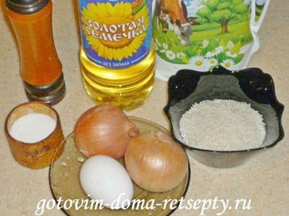 тефтели с рисом в молочном соусе