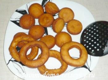 пончики на сгущенке 10