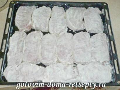 свинина запеченная в духовке с сыром 8