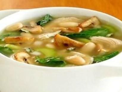 суп с фасолью рецепты 12