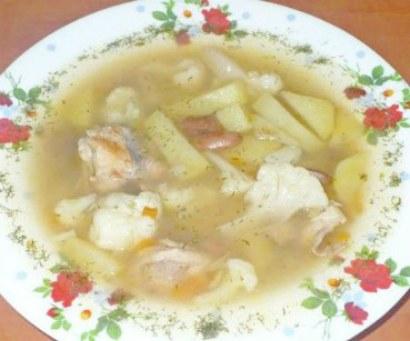 суп с фасолью рецепты 13