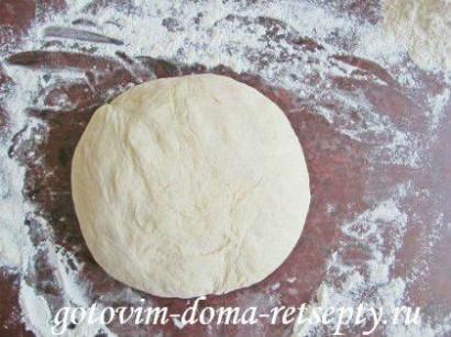 дрожжевые пирожки с картошкой и шкварками 15