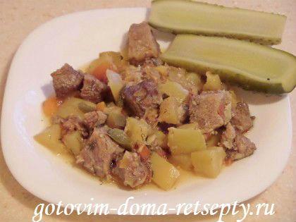 Как вкусно приготовить кабачки и мясом