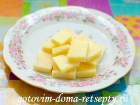 оладьи на кефире с сыром 4