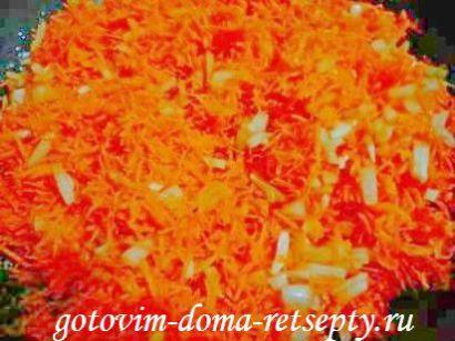 салат из говяжьей печени с овощами 7