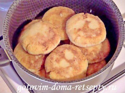 вкусные сырники из творога, рецепт 10