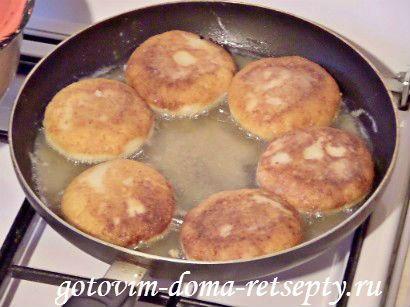 вкусные сырники из творога, рецепт 9