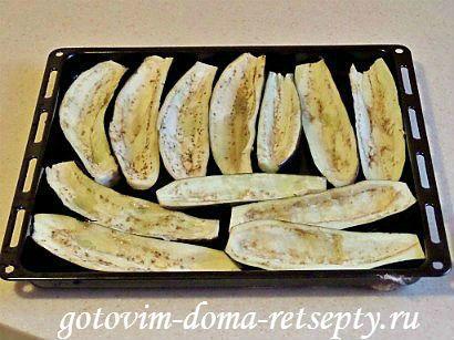запеченные в духовке баклажаны фаршированные мясом 141