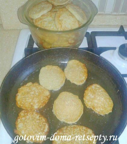 драники картофельные, рецепт