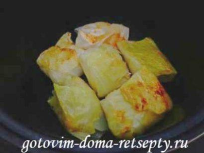 голубцы с фаршем и рисом, рецепт в мультиварке 15