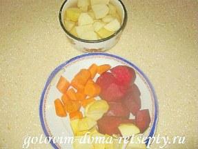 курица запеченная с овощами в духовке целиком 7