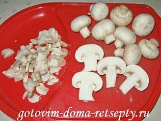 пирожки с картошкой и грибами, в духовке 5