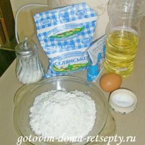 блинчики с грибной и куриной начинкой 1