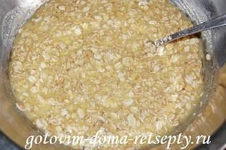 овсяное печенье с кокосовой стружкой 6