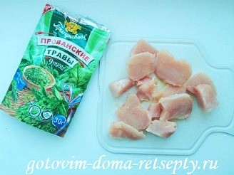 курица тушеная с помидорами в сметане 2