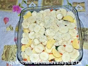 картошка по-французски в духовке, рецепт с курицей 8