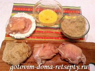 как приготовить куриный шницель 8