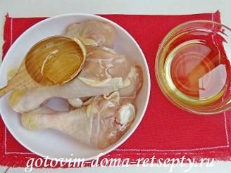 куриные ножки в соевом соусе с медом 2