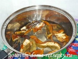 куриные котлеты с грибами и домашними чипсами, рецепт с фото 4