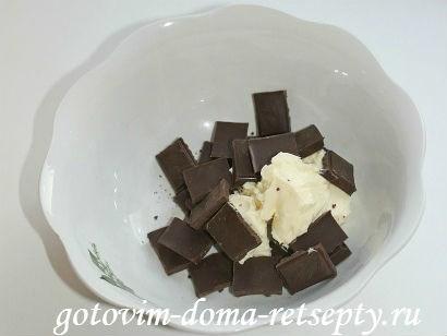 шоколадный брауни, рецепт с фото 2