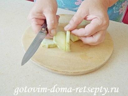 баклажаны фаршированные фаршем, рецепт по-китайски 6