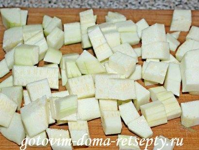 белое рагу из кабачков, курицы и картофеля 5