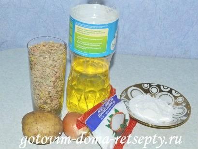 суп из чечевицы, рецепт с фото