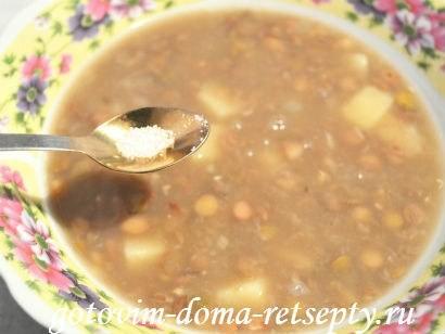 суп из чечевицы, рецепт с фото 12