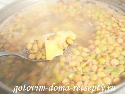 суп из чечевицы, рецепт с фото 9
