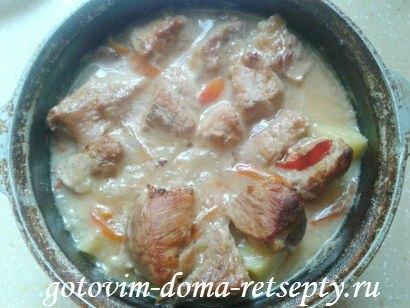 жаркое из свинины по-домашнему 15