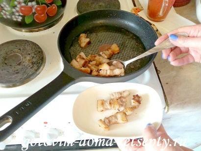 украинский борщ без мяса и свеклы 4