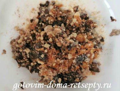 домашние конфеты трюфели 8