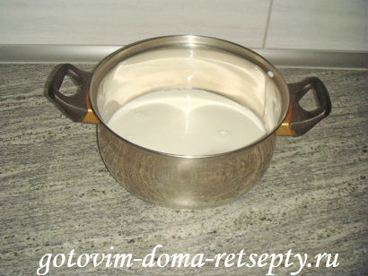 сгущёнка в домашних условиях рецепт 3