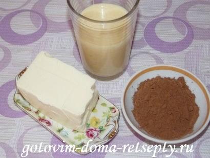 пирожное картошка из печенья 3