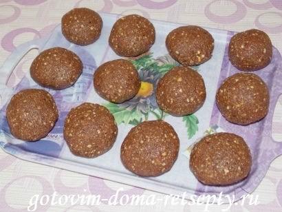 пирожное картошка из печенья 8
